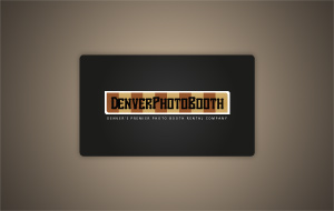 Denver Photo Booth Business Card