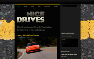 NiceDrives Website